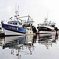 Bateaux de pêche st françois