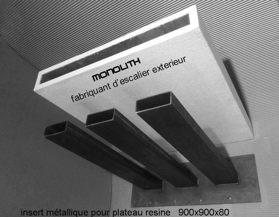 Escalier exterieur design escalier suspendu for Kit escalier exterieur