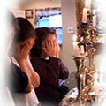 Preparons pessah 2010..... 2 [ la benediction sur les bougies]