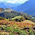 Habitats et paysages agropastoraux entre Aspe et Issaux