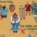 Les habits neufs de l'empereur, d'après le conte d'andersen