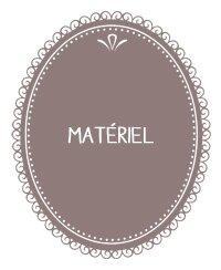 3) Matériel