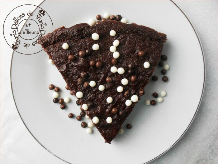 gateau semoule au chocolat ww weight watchers 2
