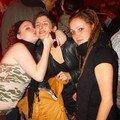 Ashley, Charlotte et Caro
