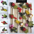 F-collection de barrettes