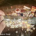 collier fleuri, fond chiné (02)