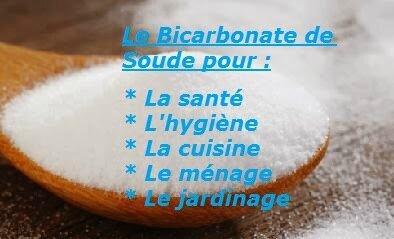 Bicarbonate de Soude+