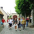 0306 - Randonneurs du pays du Lin à Isenberge