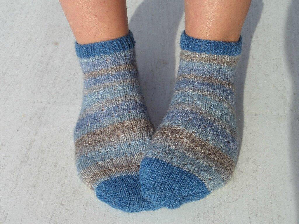 Les chaussettes de la rentrée ...