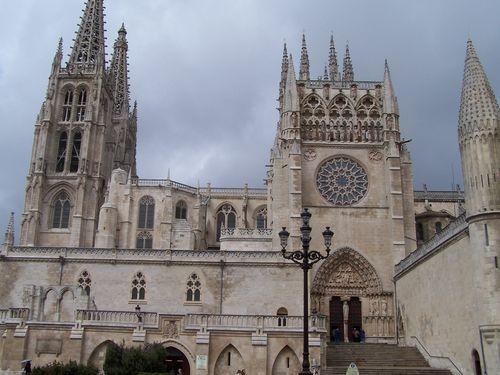Burgos-Cathédrale