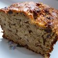 cake  la banane ou banana bread
