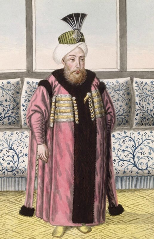 Mustafa_II_by_John_Young