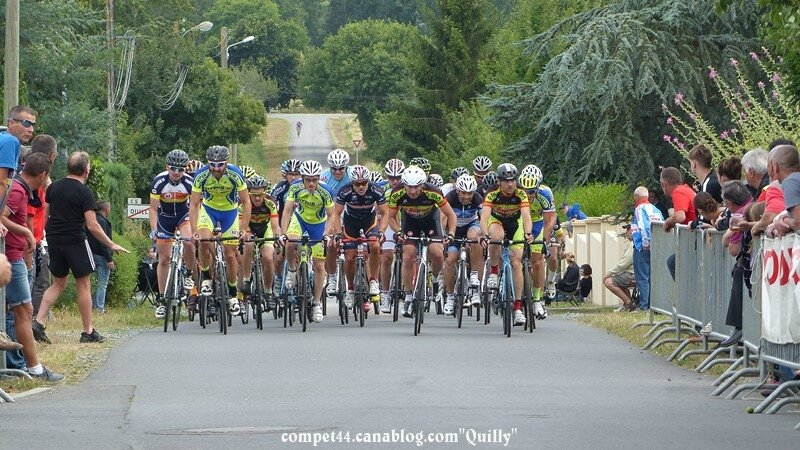 """Quilly Pass""""cycliste 01 Juillet 2017"""
