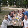 Pique Nique organisé par la ville de Béziers
