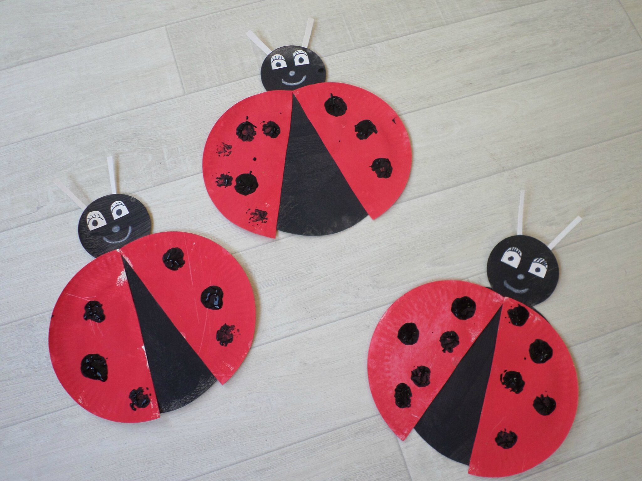bricolage coccinelle carton my blog. Black Bedroom Furniture Sets. Home Design Ideas