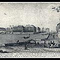 Nantes (44) - janvier 1794 - négligence dans l'inhumation des cadavres et des chevaux