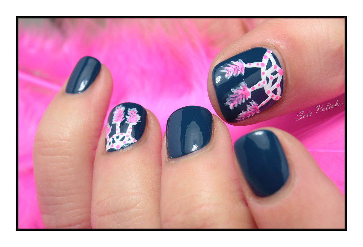 The Sunday Nail Battle #39 - Dreamcatcher