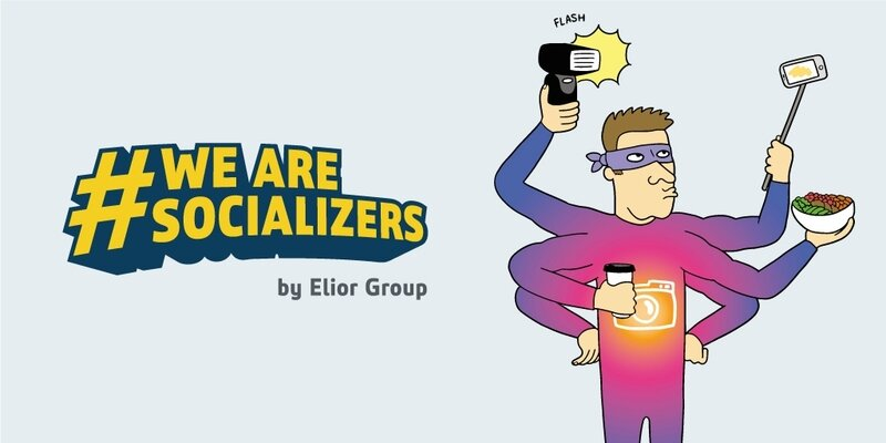 #WeAreSocializers by Elior Group