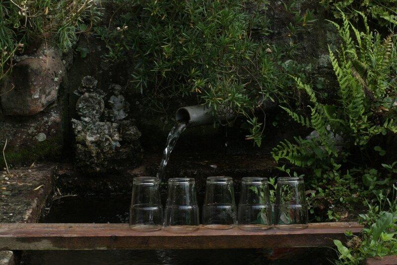 eau de fontaine