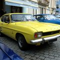 Ford capri I 2000 V6 de 1970 (2ème Rencontre de voitures ancienn