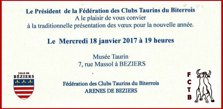 fctb Voeux 2017