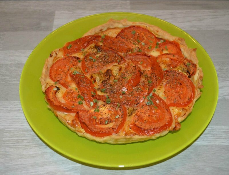 tomates moutarde