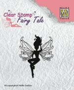 NELLIES CHOICE CLEARSTAMP FAIRY TALE 3