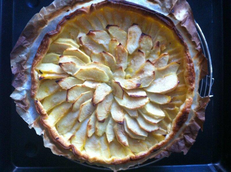 Tarte fine aux pommes (8)