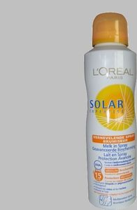 spray l'Oréal Solar Expertise