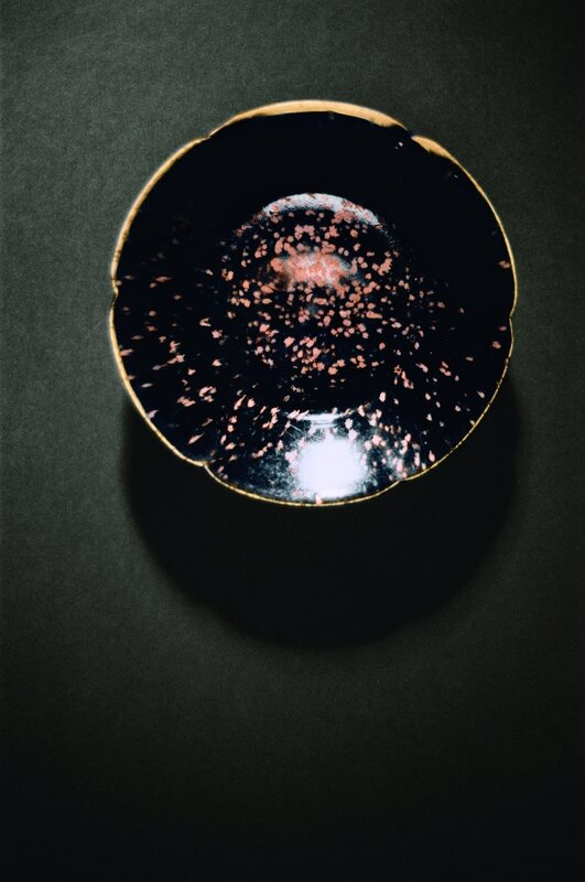 An_Exceptional_And_Rare_Ding_Lobed_Brown-Splashed_Black-Glazed_Dish (2)