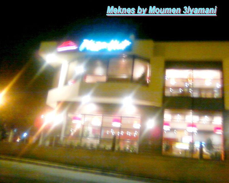 Pizza Hut Meknes 3