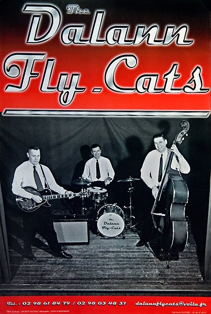 Affiche : The Dalann Fly-Cats
