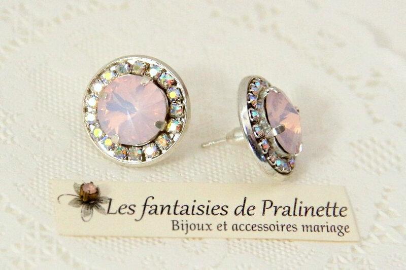 bijoux-mariage-soiree-temoin-boucles-d-oreilles-clous-puces-berenice-cristal-et-strass-rose-opal-2
