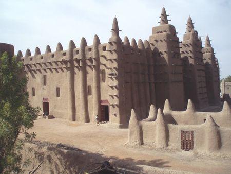 La Mosquée de DJENNÉ Mali