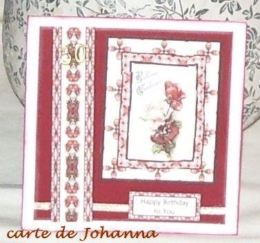 carte Johanna