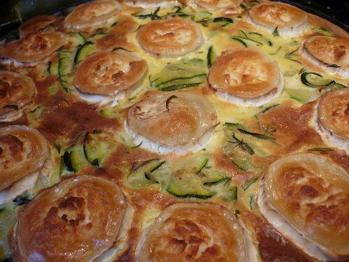 Tarte courgettes chevre (1)