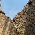 Fusion totale entre la pierre taillée et le bloc abrupt ...