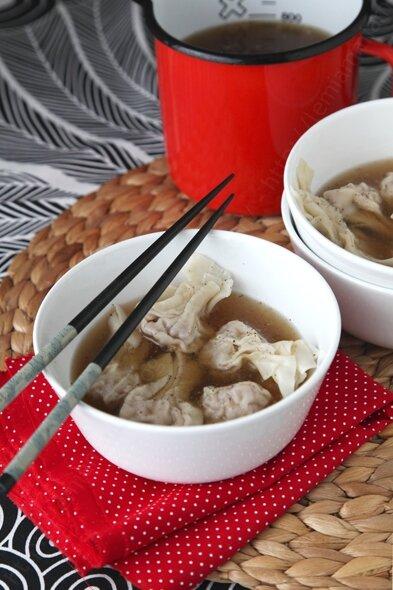 recette wontons porc chou raviolis chinois 0003 LE MIAM MIAM BLOG