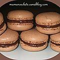 Macarons (suite) : les ganaches
