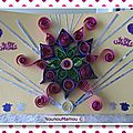 Quilling Clémence carte48