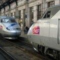 Les TGV des records du monde de vitesse