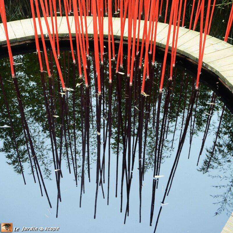 Carré et Rond - jardin de Yu Kongjian