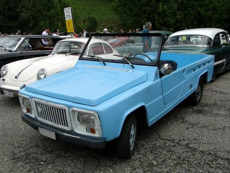 renault 6 rodeo, 1972 1981, Hasenstrick Oldtimer Treffen - sept 2012 3