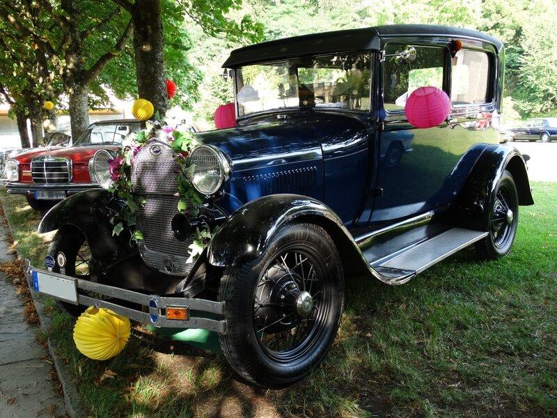 FORD Model A 2door Sedan 1929 Baden Baden (1)