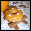 Donuts orange cannelle pour appareil lectrique...