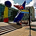 Architecture & sculpture.