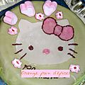 Gâteau kitty
