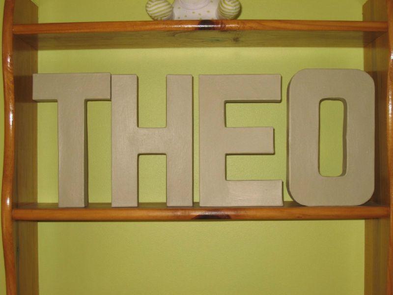 Chambre b b vert anis et taupe photo de d coration - Quelle couleur chambre bebe ...