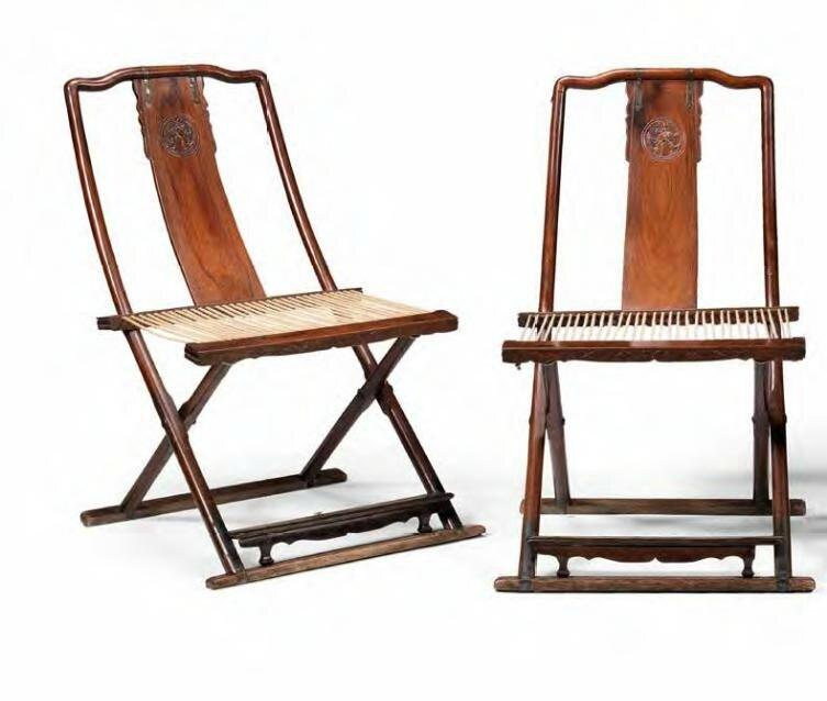 Exceptionnel £5 Million For Incredibly Rare Chinese Chairs At Bonhams Chinese Art Sale