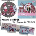 Projet Cratif de NOEL par France Lawton